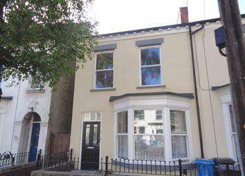 Thumbnail 1 bed flat to rent in Sandringham Street, Hull