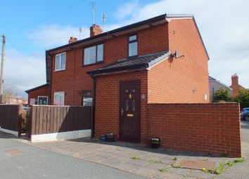 Thumbnail 1 bed maisonette to rent in Trinity Close, Rhostyllen, Wrexham