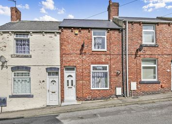 Thumbnail 2 bed terraced house for sale in John Street, Sacriston, Durham