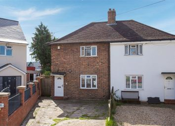 Thumbnail 3 bed semi-detached house for sale in Stafford Road, New Malden, Surrey