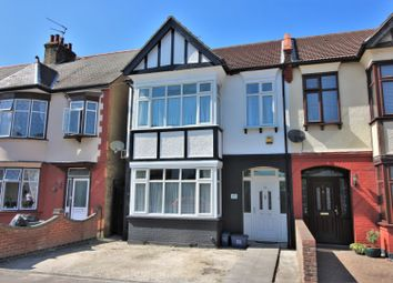 Thumbnail 3 bedroom semi-detached house for sale in Branksome Road, Southend-On-Sea