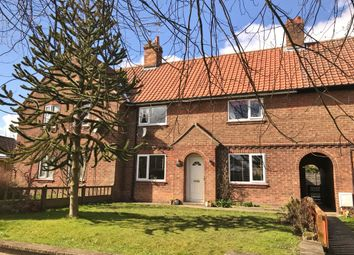 Thumbnail 4 bed terraced house for sale in Church Lane, Boroughbridge, York