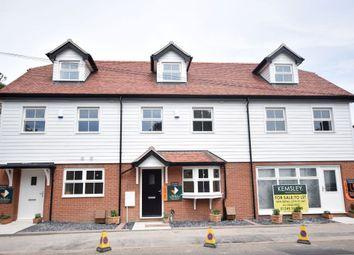 Thumbnail 3 bed terraced house for sale in High Street, Thorpe-Le-Soken, Clacton-On-Sea