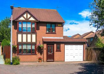 Thumbnail 4 bed detached house for sale in Lancaster Gate, Banks, Southport