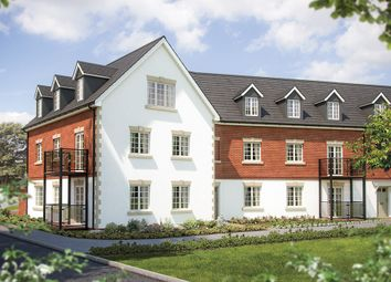 "Thumbnail 2 bed flat for sale in ""Hatford"" at Eaton Close, Faringdon"