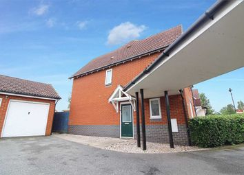 Thumbnail 3 bed end terrace house for sale in Wyvern Road, Ipswich