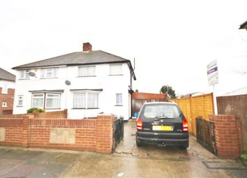 Thumbnail 3 bed semi-detached house for sale in York Way, Hampton Road West, Hanworth, Middlesex