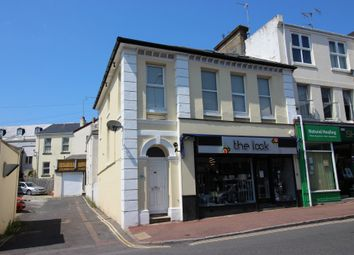 Thumbnail 3 bedroom flat for sale in Lucius Street, Torquay
