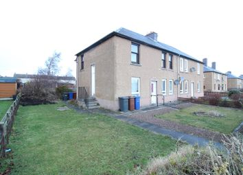 Thumbnail 2 bed flat for sale in Rosewell Road, Bonnyrigg