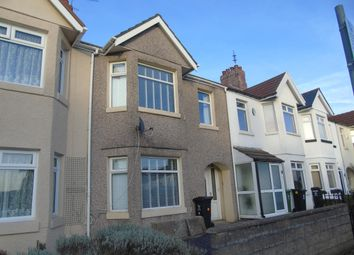 Thumbnail 3 bed property to rent in Brunswick Street, Canton, Cardiff