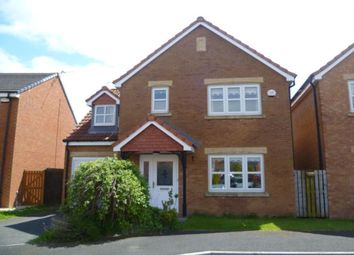 Thumbnail 3 bed detached house to rent in Lavender Grove, Jarrow