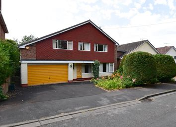 Thumbnail 4 bed detached house for sale in Rye Close, Droitwich