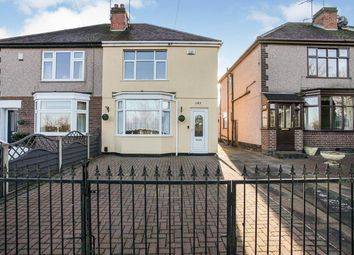 Thumbnail 2 bed semi-detached house for sale in Smorrall Lane, Bedworth, Warwickshire