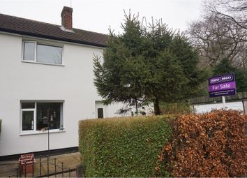 Thumbnail 4 bed end terrace house for sale in Silk Mill Drive, Leeds