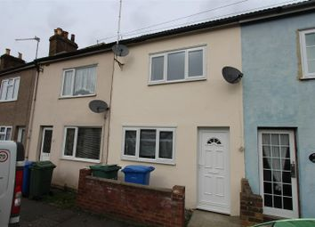 Thumbnail 2 bed terraced house to rent in Shortlands Road, Sittingbourne