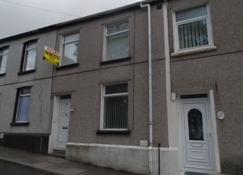 Thumbnail 3 bed terraced house to rent in Garn Terrace, Waunlwyd, Ebbw Vale