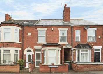 Thumbnail 3 bed terraced house to rent in Edward Road, Eastwood, Nottingham