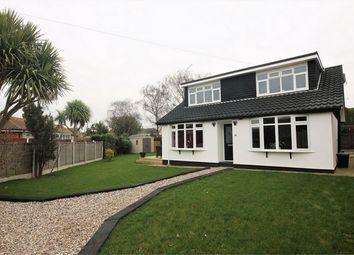 Thumbnail 4 bed detached house for sale in Bay Close, Canvey Island, Essex