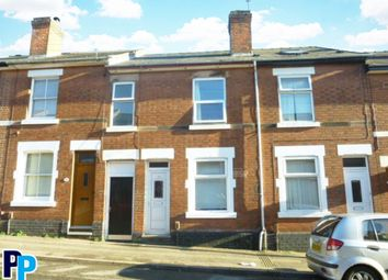 Thumbnail 4 bedroom terraced house to rent in Brough Street, Derby
