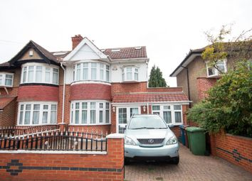 Thumbnail 7 bed semi-detached house for sale in Cannonbury Avenue, Pinner, Middlesex