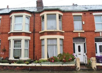 Thumbnail 3 bed terraced house for sale in Russell Road, Mossley Hill, Liverpool, Merseyside