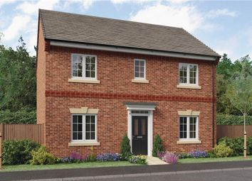 "Thumbnail 4 bedroom detached house for sale in ""Walton"" at Copcut Lane, Copcut, Droitwich"