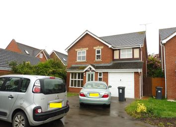 Thumbnail 4 bed detached house for sale in Othello Avenue, Heathcote, Warwick