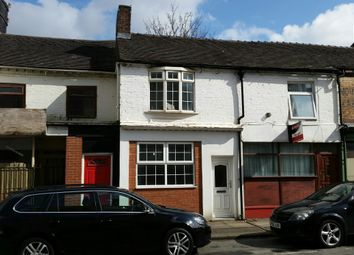 Thumbnail 2 bedroom terraced house for sale in Liverpool Road, Stoke On Trent
