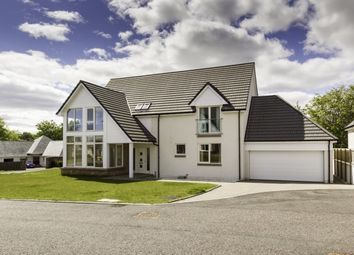 Thumbnail 4 bed detached house for sale in Steading Place, Meigle, Blairgowrie, Perthshire