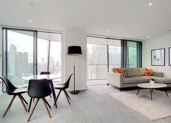 Thumbnail 2 bed flat for sale in Dollar Bay Point, 3 Dollar Bay Place, London