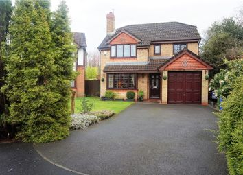 Thumbnail 4 bed detached house for sale in Kentwell Close, Dukinfield