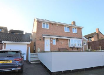 Thumbnail 5 bed detached house for sale in Greenwood Park Close, Plymouth, Devon