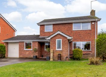Thumbnail 5 bed detached house for sale in Cranbrook Close, York