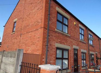Thumbnail End terrace house for sale in Wigan Road, Leigh