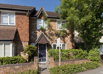 Thumbnail 3 bed end terrace house to rent in Old School Mews, Weybridge, Surrey