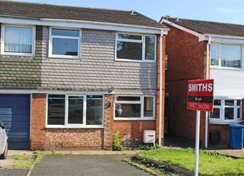 Thumbnail 3 bed semi-detached house to rent in Seaton, Belgrave, Tamworth, Staffordshire