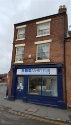Thumbnail 2 bed flat for sale in Lower Church Street, Ashby-De-La-Zouch