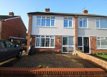 3 bed semi-detached house for sale in Lonsdale Close, Ipswich IP4