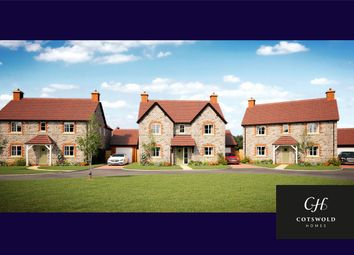 Thumbnail 4 bedroom detached house for sale in The Paddocks, By Cotswold Homes, Tytherington