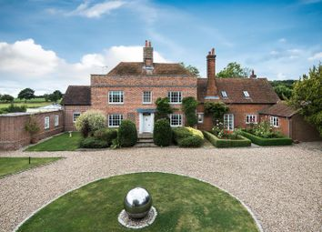 Thumbnail 5 bed detached house for sale in Blackmore Road, Fryerning, Ingatestone
