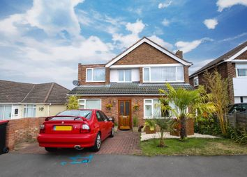 Thumbnail 4 bed detached house for sale in Florence Close, Atherstone