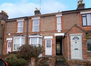 Thumbnail 2 bedroom terraced house for sale in Gladstone Road, Chesham