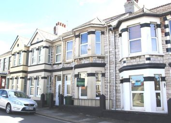Thumbnail 3 bedroom terraced house for sale in Langstone Road, Peverell, Plymouth