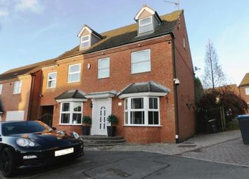 Thumbnail 5 bed detached house for sale in Jackson Road, Bagworth, Coalville, Leicestershire