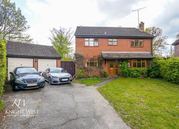 Thumbnail 5 bed detached house for sale in Baronia Croft, Colchester
