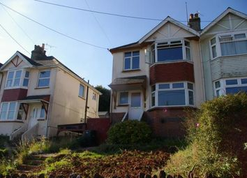 Thumbnail 3 bed semi-detached house for sale in Paignton, Devon