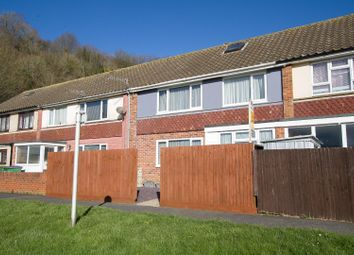 Thumbnail 3 bed terraced house for sale in Hollands Avenue, Folkestone