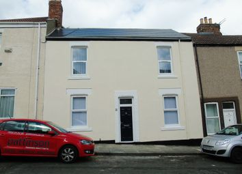 Thumbnail 3 bedroom terraced house for sale in Spencer Street, North Shields