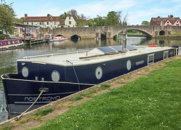 Thumbnail 1 bedroom houseboat for sale in The Bridge, Abingdon