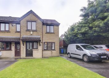 Thumbnail 3 bedroom town house to rent in Peel Drive, Bacup, Rossendale